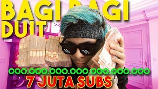 Video DUIT PARTY 7 JUTA SUBS!!? Wajib Nonton Sampe Habisss MP3, 3GP, MP4, WEBM, AVI, FLV Maret 2019