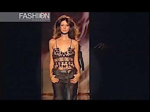 MASKA Spring Summer 2003 Milan - Fashion Channel видео
