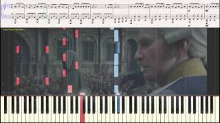 My Demons - Starset (Ноты и Видеоурок для фортепиано) (piano cover)