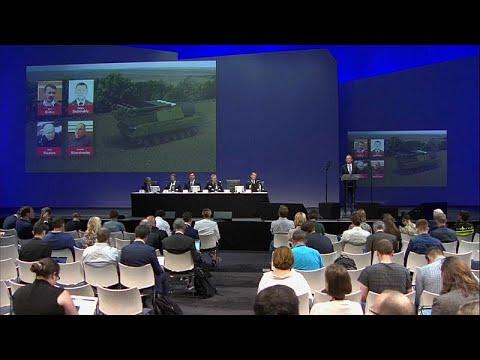 Ukraine: Vier Rebellen des Massenmords durch Abschuss von Flug MH17 beschuldigt