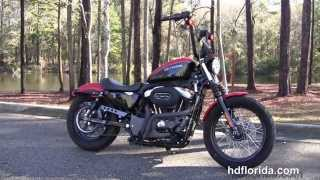 6. Used 2011 Harley Davidson Sportster Nightster Motorcycles for sale