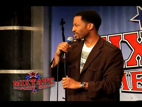 Mixtape Comedy Show - Dwayne Perkins