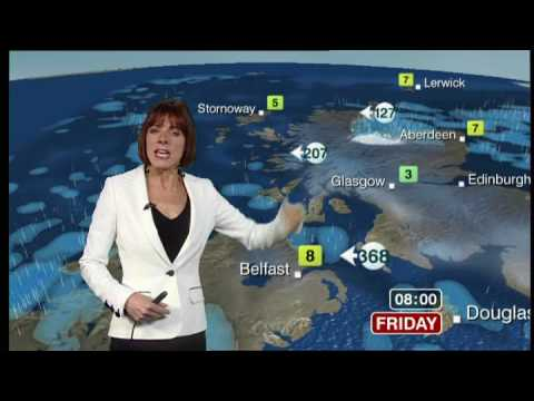 BBC News 24 weather bloopers