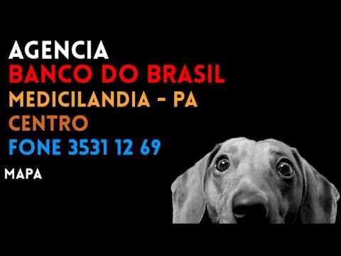 ✔ Agência BANCO DO BRASIL em MEDICILANDIA/PA CENTRO - Contato e endereço