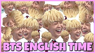 Video BTS English Time [Try Not To Laugh Challenge] MP3, 3GP, MP4, WEBM, AVI, FLV April 2019