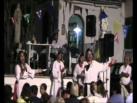 La Canzolata - La Tombola Cantata da Gaetano Maschio - Quarta Parte