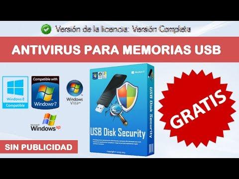 Descargar e Instalar USB Disk Security v6.5 Full Español