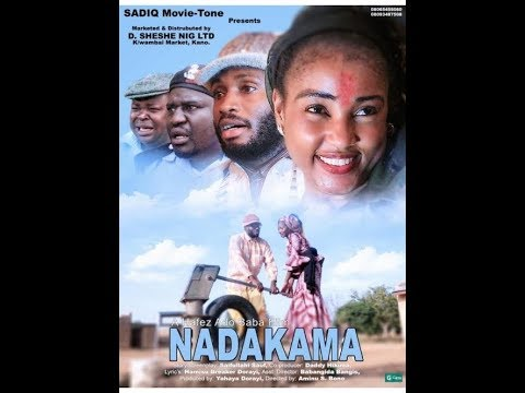 NADAKAMA Part 3&4 LETEST HAUSA FILM ORIGINAL