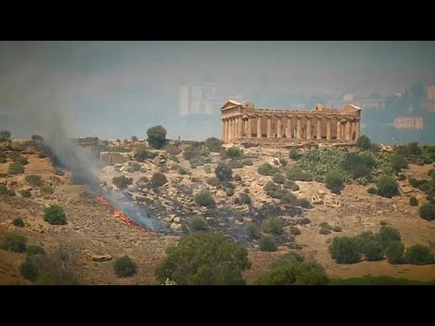 Ιταλία: Στο έλεος πυρκαγιών και εμπρηστών
