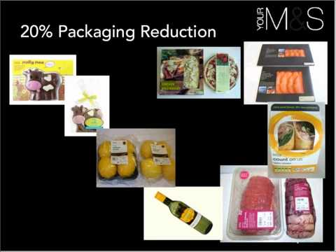 reduce packaging - Helene Roberts, Head of Packaging - Food Division, Marks & Spencer provides an overview of the retailer's waste and packaging commitments as part of Plan A a...