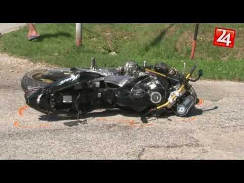 Tragická nehoda motorkára pod hradom Krásna Hôrka