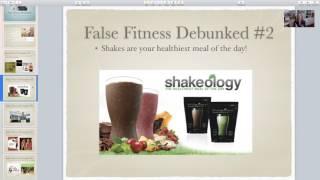 False Fitness Debunked