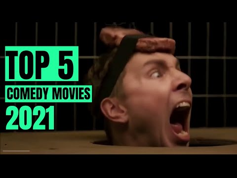 Top 5 best upcoming comedy movies 2021