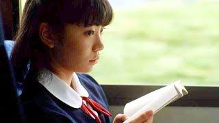 読書の秋、本好きな女子中学生のハートフルムービー/「BOOKOFF」web動画ロング