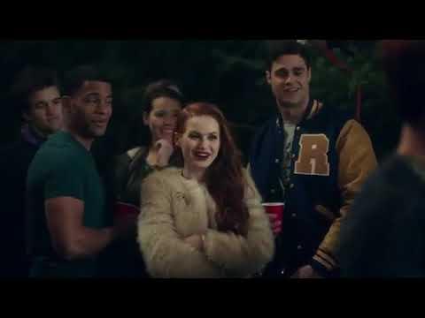 Riverdale Veronica & Archie 1x10 (3/3) SECOND KISS