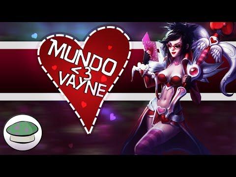 Mundo Heart Vayne - The Yordles (Songs of the Summoned III: Runner-Up)