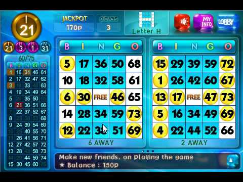 Video of Bingo City Live 75+FREE slots