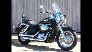 9. SOLD! 2002 Honda Shadow 750 ACE Deluxe VT750CD
