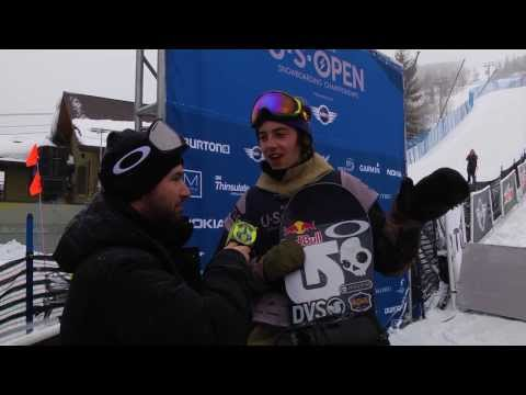 US Snowboarding Open - After winning the 2014 Burton US Open, Mark McMorris talks to us about the best snowboard contest in the world. Check out www.twsnow.com for the full recap a...