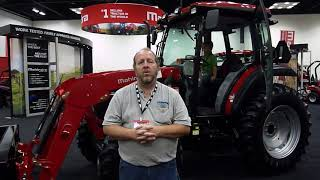 8. The NEW Mahindra 6065PST Power Shuttle Tractor