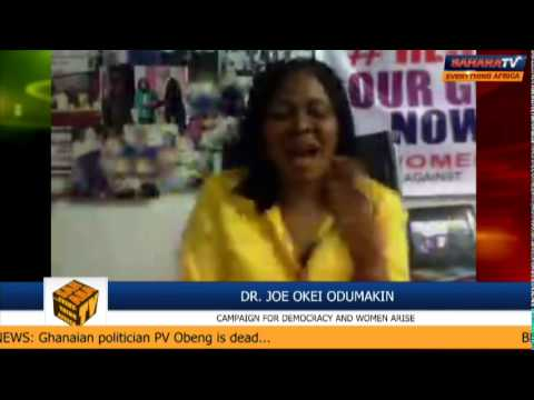 We Will Go Naked In Protest If Girls Are Not Rescued, Says Dr. Joe Odumakin