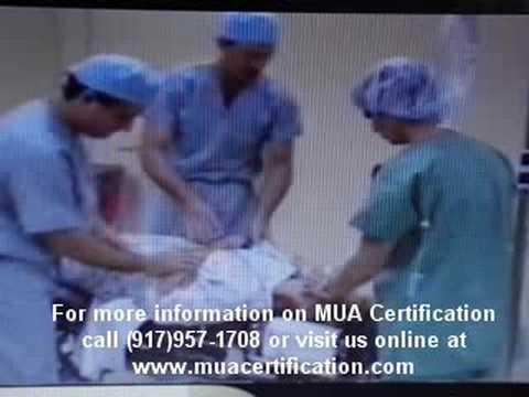 MUA Certification - Manipulation Under Anesthesia Procedure video