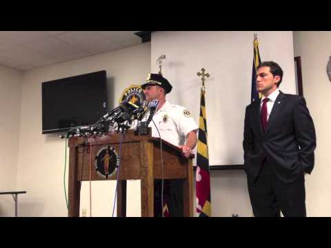 Annapolis Police Involved Shooting