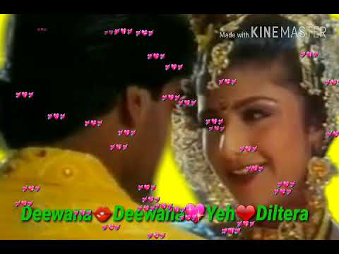Video Deewana Deewana Yeh Dil Tera Deewana Tere Mere Biche Me Aaya  Zamana Zog Filem Song download in MP3, 3GP, MP4, WEBM, AVI, FLV January 2017