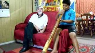 Babinda Australia  city photos : Hot Didgeridoo Player Babinda Far North Queensland
