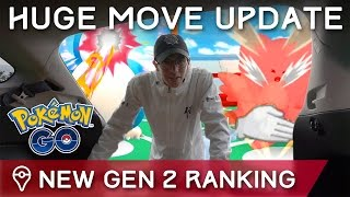 POKÉMON GO GYM BALANCE UPDATE ✦ NEW BEST MOVES ✦ STRONGEST ATTACKERS by Trainer Tips
