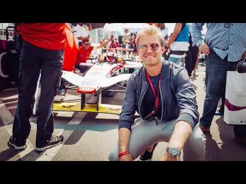 ON THE GRID IN NEW YORK (FORMULA E FINAL) | NICO ROSBERG | eVLOG
