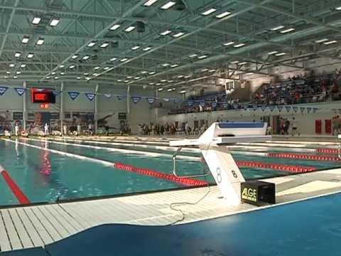 Второй этап кубка России по плаванию / 19.02.2013