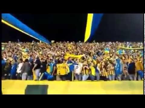 Impresionante aliento de la hinchada de Luque! - Chancholigans - Sportivo Luqueño