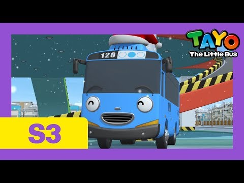 Tayo's Christmas l Tayo S3 EP22 l Tayo the Little Bus