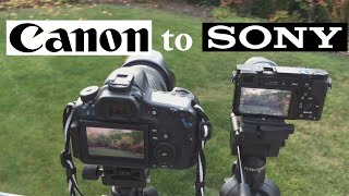 Video Why I Switched to the Sony A6000 MP3, 3GP, MP4, WEBM, AVI, FLV Juli 2018
