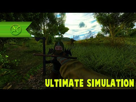 MOUNT AND BLADE HAS NOTHING ON THIS! - Reverence: The Ultimate Combat Experience (видео)