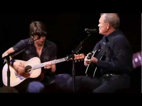 ★Wichita Lineman - Glen Campbell & Keith Urban★ (видео)