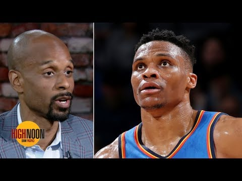 Video: Westbrook can make the Heat relevant for first time since LeBron left - Bomani Jones | High Noon