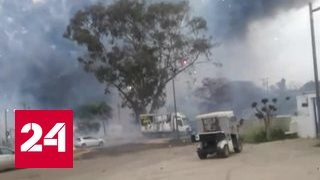 В Израиле рванула пиротехника: есть погибшие и раненые