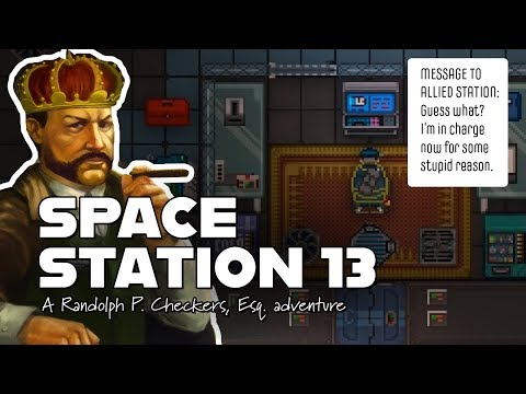 Space Station 13: HOP for the Day