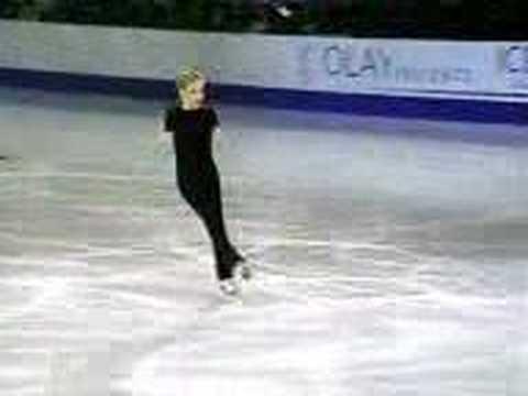 Tara Lipinski 2002 Ice Wars
