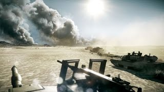 Video The Most Beautiful Tank Battle in Games on PC ! Abrams M1A2 and T-72 in Battlefield 3 MP3, 3GP, MP4, WEBM, AVI, FLV Desember 2018
