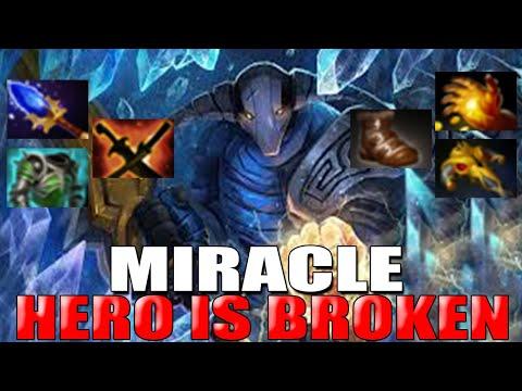 MIRACLE [Sven] HERO IS BROKEN | Safe | Best Pro MMR - Dota 2