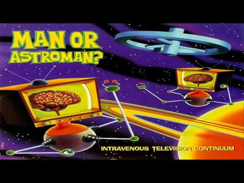 Man or Astro-man? Put Your Fingers in the Socket