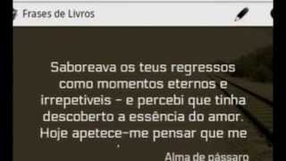 Book Quotes in Portuguese YouTube video