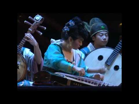 """Living Fossil"" of Chinese classical music — Xi'an Drum Music"