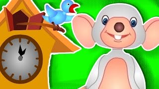 Listen to top Nursery rhyme Hickory Dickory Dock by purple turtle club and learn English! For more Nursery Rhymes Click Here: http://bit.ly/Nursery-Rhymes Hi...