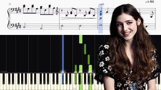 Birdy - Skinny Love (Bon Iver) - Piano Tutorial