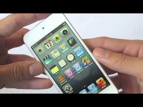 white ipod touch - Taking a look at the brand new 32GB White 5th Generation iPod Touch If you like the video please hit Like and Subscribe!