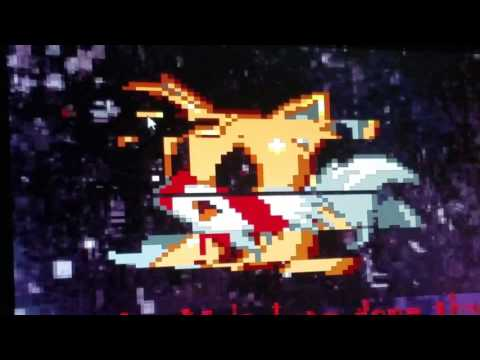 SONIC FEAR 2: METAL SONIC OUT OF CONTROL [NOTE: THIS .EXE GAME IS AMAZING]